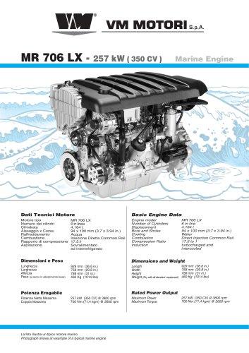 MR 706 LX