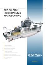 Brunvoll Propulsion, Positioning and Manoeuvring