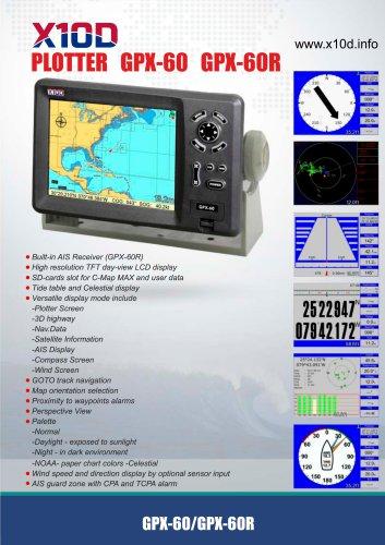 PLOTTER GPX-60 GPX-60R