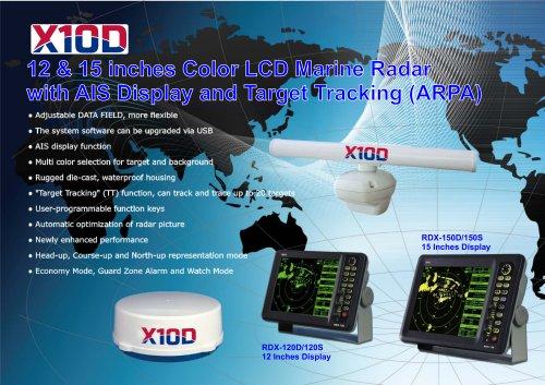 RADAR RDX-150S