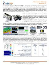 Wave Sensors (WS-E, WS-PD) - 2