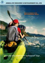 Waterproof Bag Catalog - 1