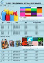 Waterproof Bag Catalog - 2