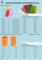 Waterproof Bag Catalog - 3