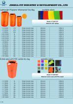 Waterproof Bag Catalog - 4
