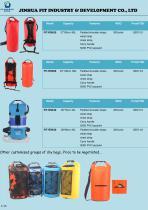 Waterproof Bag Catalog - 5