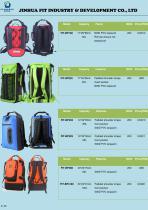 Waterproof Bag Catalog - 6