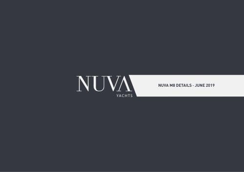 NUVA M8 DETAILS