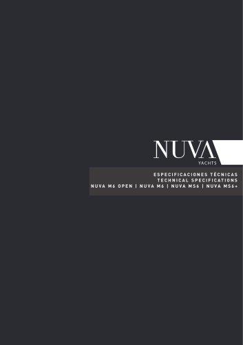 OCT-2018-TECHNICAL-SPECIFICATIONS-ESPECIFICACIONES-TECNICAS-NUVAYACHTS