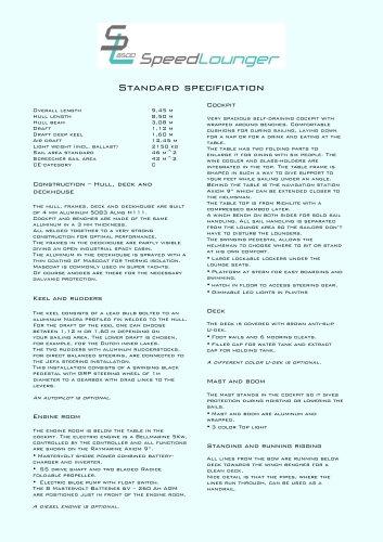 Speedlounger 8500