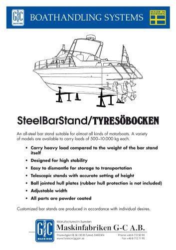 SteelBarStand