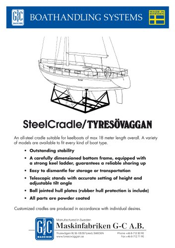 SteelCradle