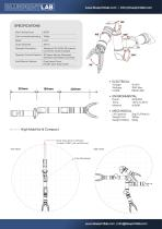 Alpha 5 Robotic Manipulator Arm Datasheet - 2