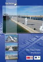 HD Concrete Pontoon