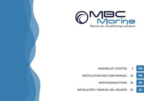 MBC Marine User Manual