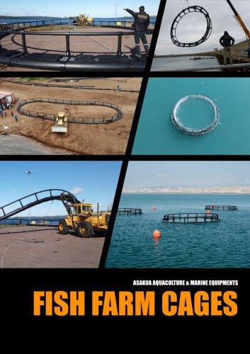 FISH FARM CAGES