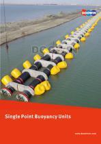 Pipeline Mono Buoyancy Units