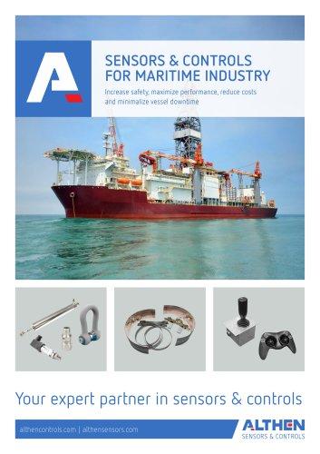 Maritime Industry Brochure