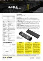 LightUnit Product Data Sheet