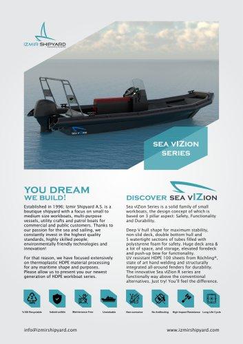 Sea vIZion R Series