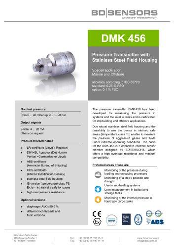 DMK 456