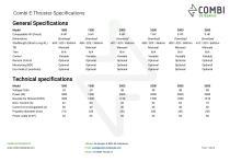 OUTBOARD E-Thruster