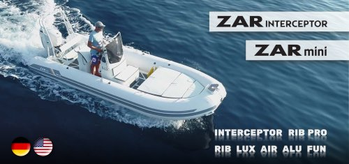 ZAR INTERCEPTOR & ZAR MINI