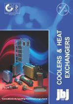Cooler and heat exchangers