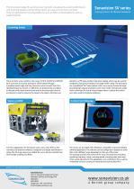 Sonar Brochure SV1010, SV2020, SV4040