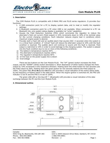 e-maax-com-module-plus-datasheet
