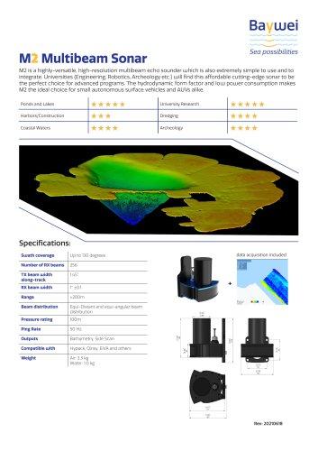 Baywei M2 Brochure