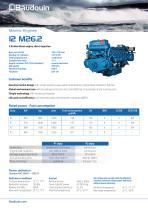 12 M26.2 Propulsion engine