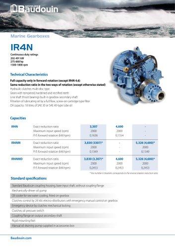 IR4N Gearbox