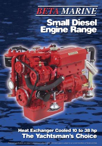 Small Diesel Engine Range