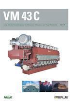 Brochure - MaK VM 43 C