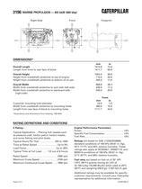 Cat 3196 Propulsion - 3