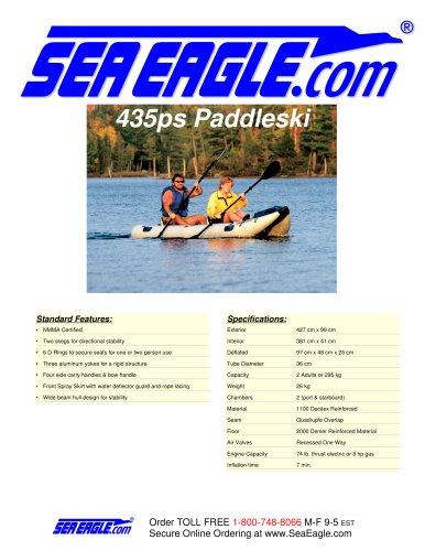SeaEagle 435ps Paddleski