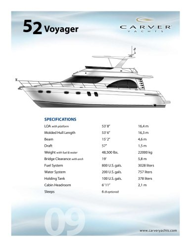 52 Voyager