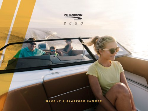 GLASTRON 2020
