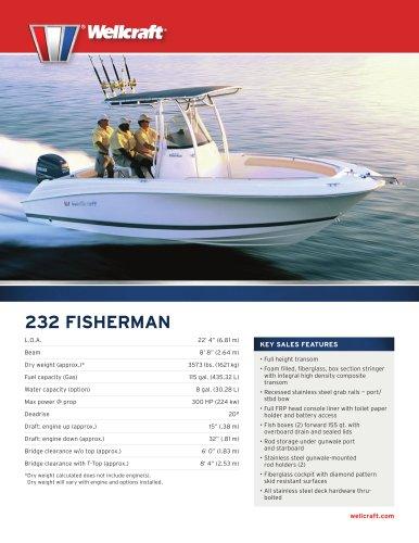 232 FISHERMAN