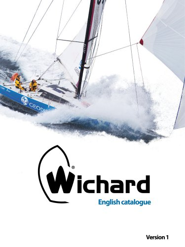 Wichard catalogue - Version 1
