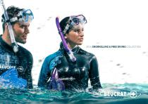 2016 snorkelling & free diving Collection