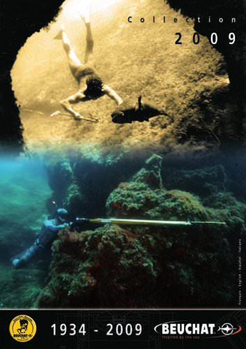 Spearfishing Ctalog 2009