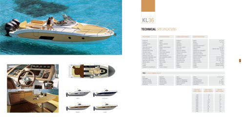 KL36 - Technical specifications