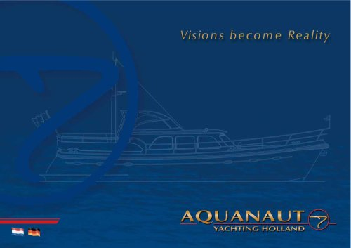 Prospect Aquanaut Yachting