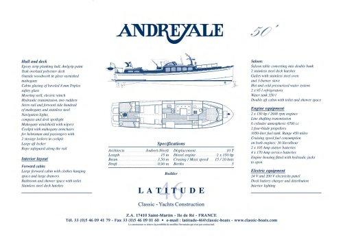ANDREYALE 15