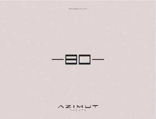 AZIMUT 80 IE