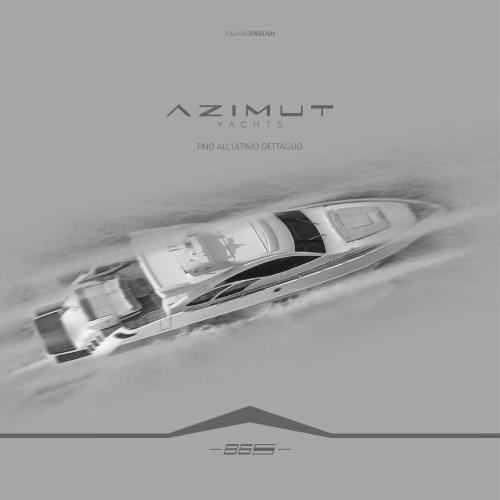 Azimut 86S
