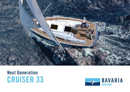 BAVARIA CRUISER 33 Folder