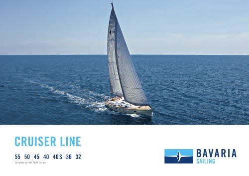 BAVARIA CRUISER LINE 2012